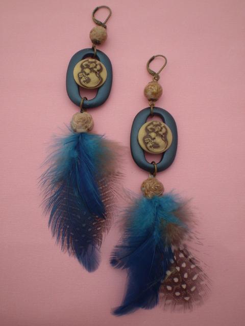 Argollas azules
