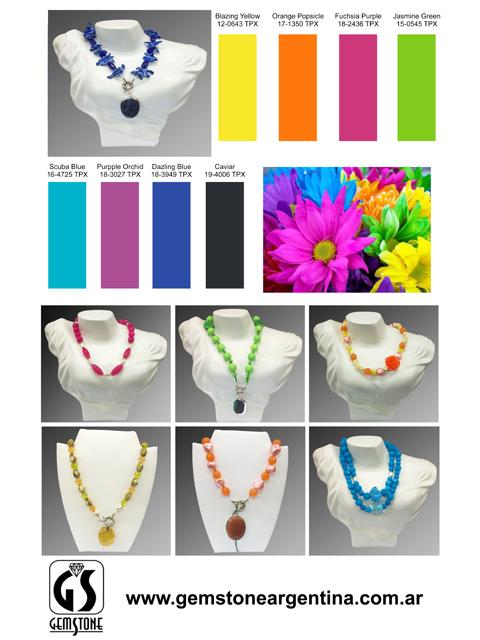Colores de la Moda 2013