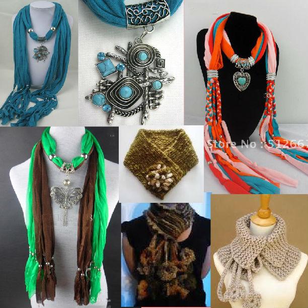 La bufandas bijou