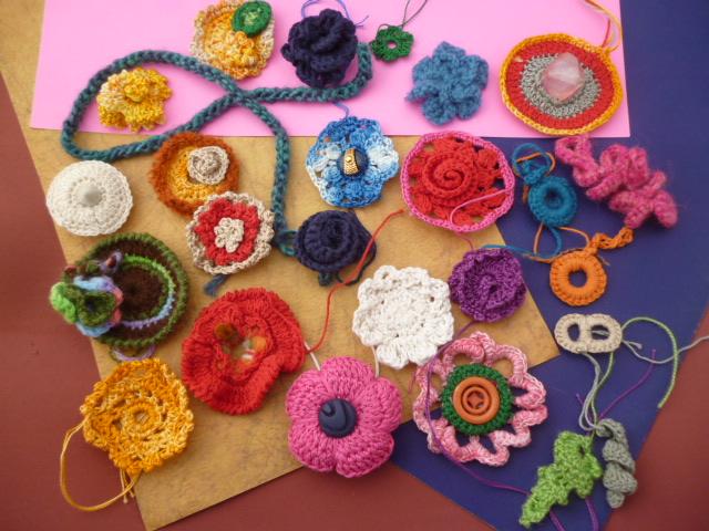 Complementos para la bijou textil